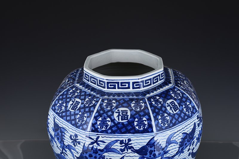 Chinese Ming  Dynasty Period Porcelain Vase - 8
