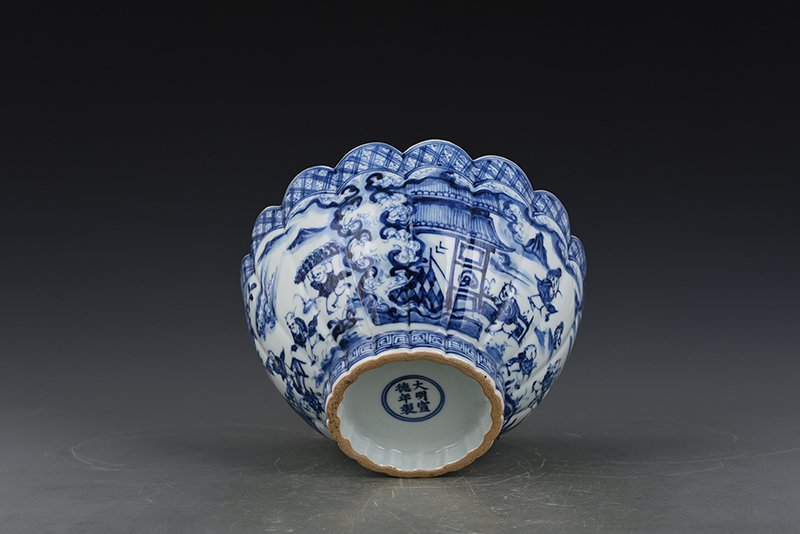 China Ming Dynasty Porcelain Bowl - 10