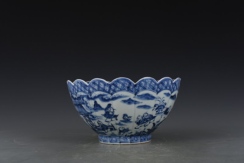 China Ming Dynasty Porcelain Bowl - 3