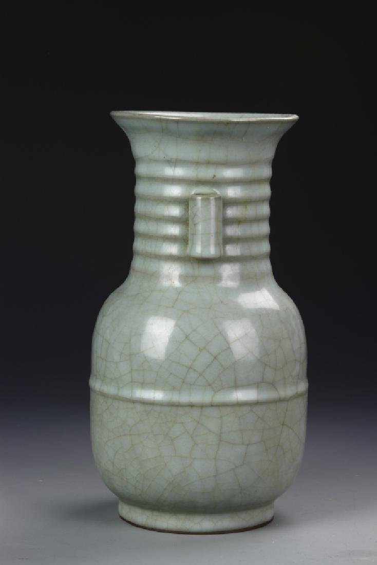 Chinese Antique Long Quan Yao Vase - 4