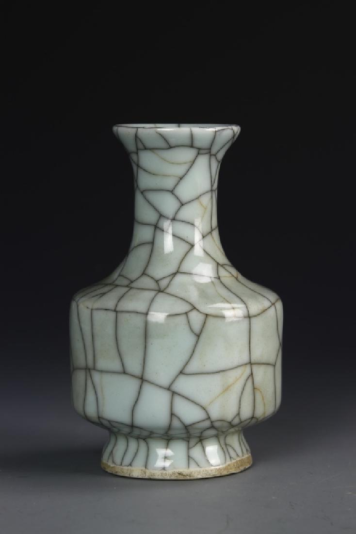 Chinese Guan Type Vase