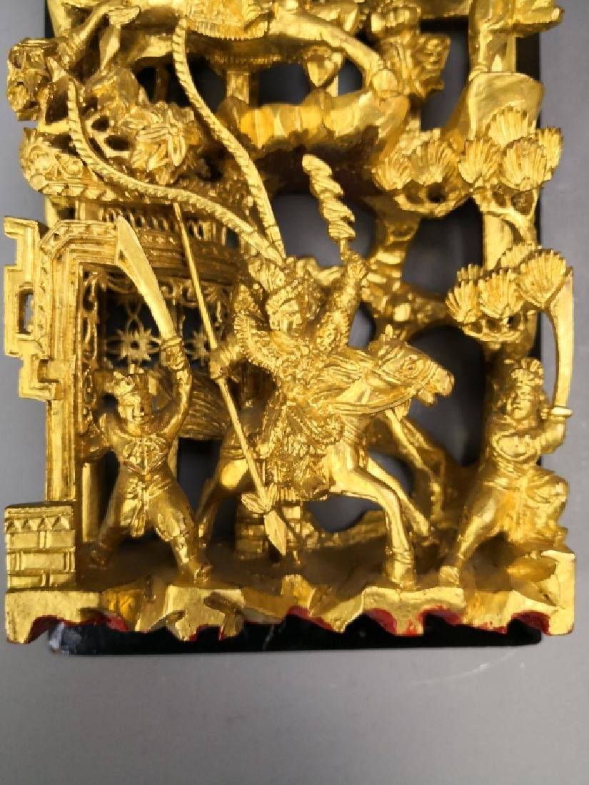 Chinese Wood Carving - 2