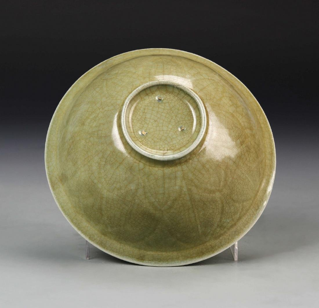 Chinese Lungquan Yao Bowl - 4