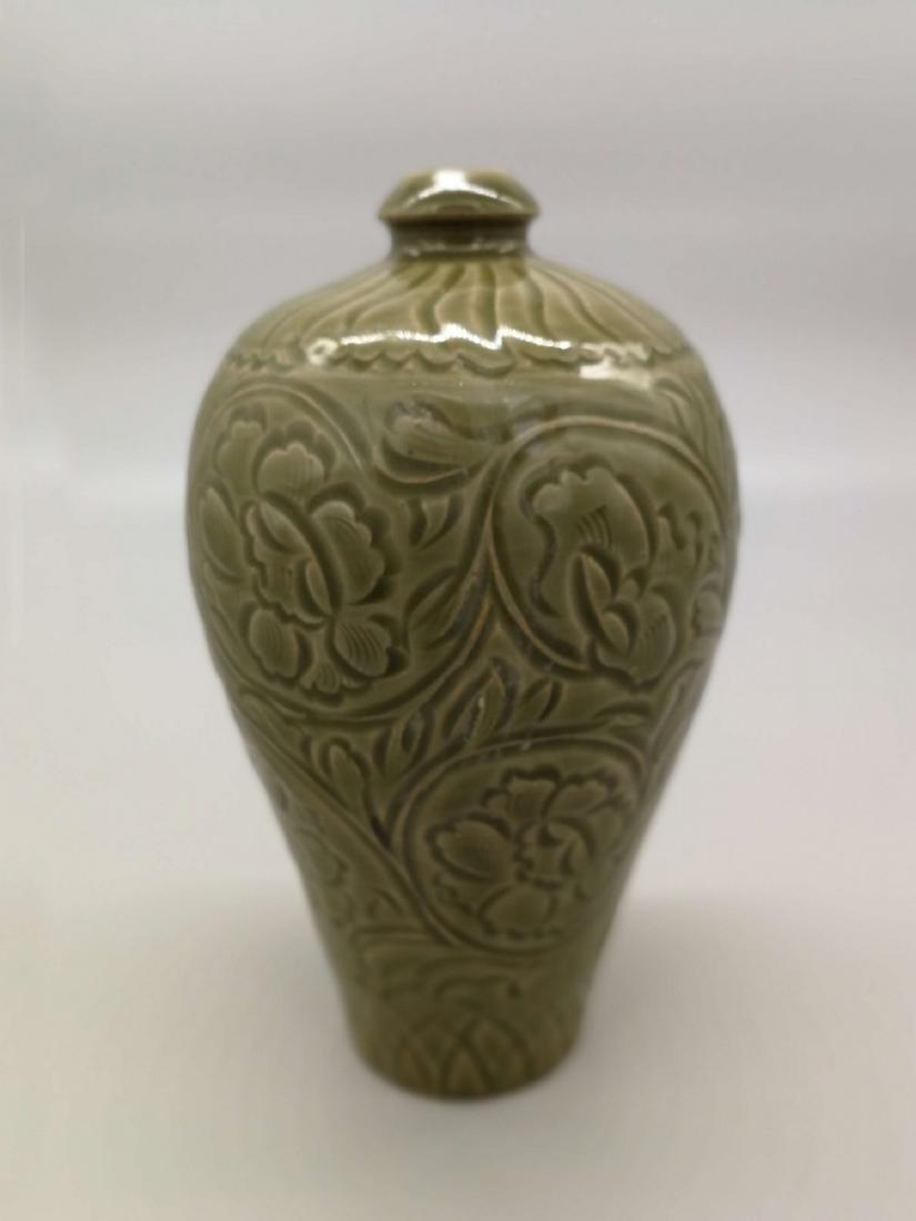 China,Yaozhou Yao Vase