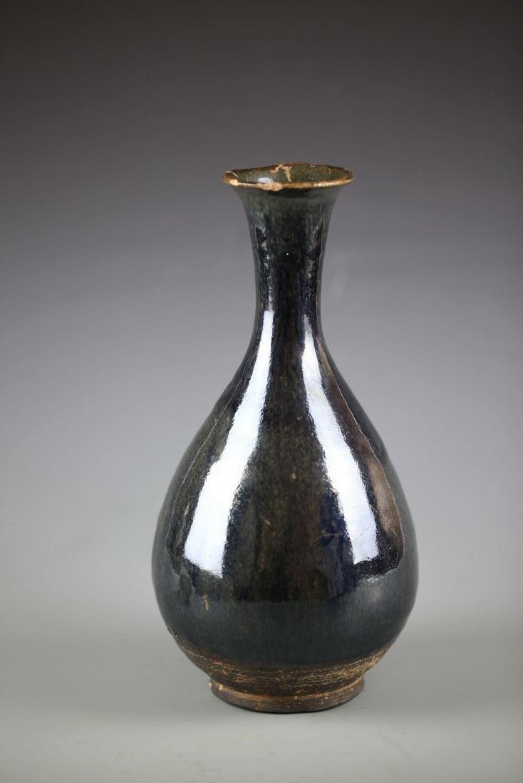 """China, Ding Yao, Black-glazed """"Oil Spot"""" Bowl"""