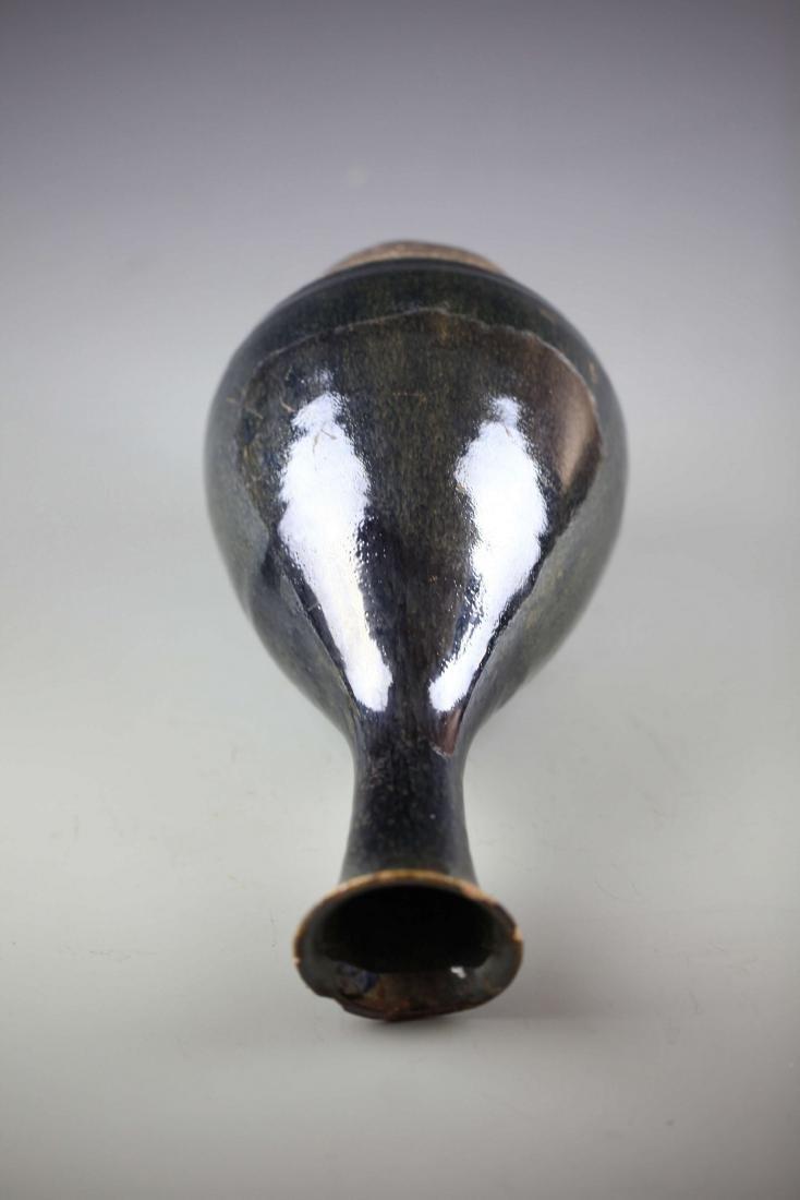 """China, Ding Yao, Black-glazed """"Oil Spot"""" Bowl - 3"""