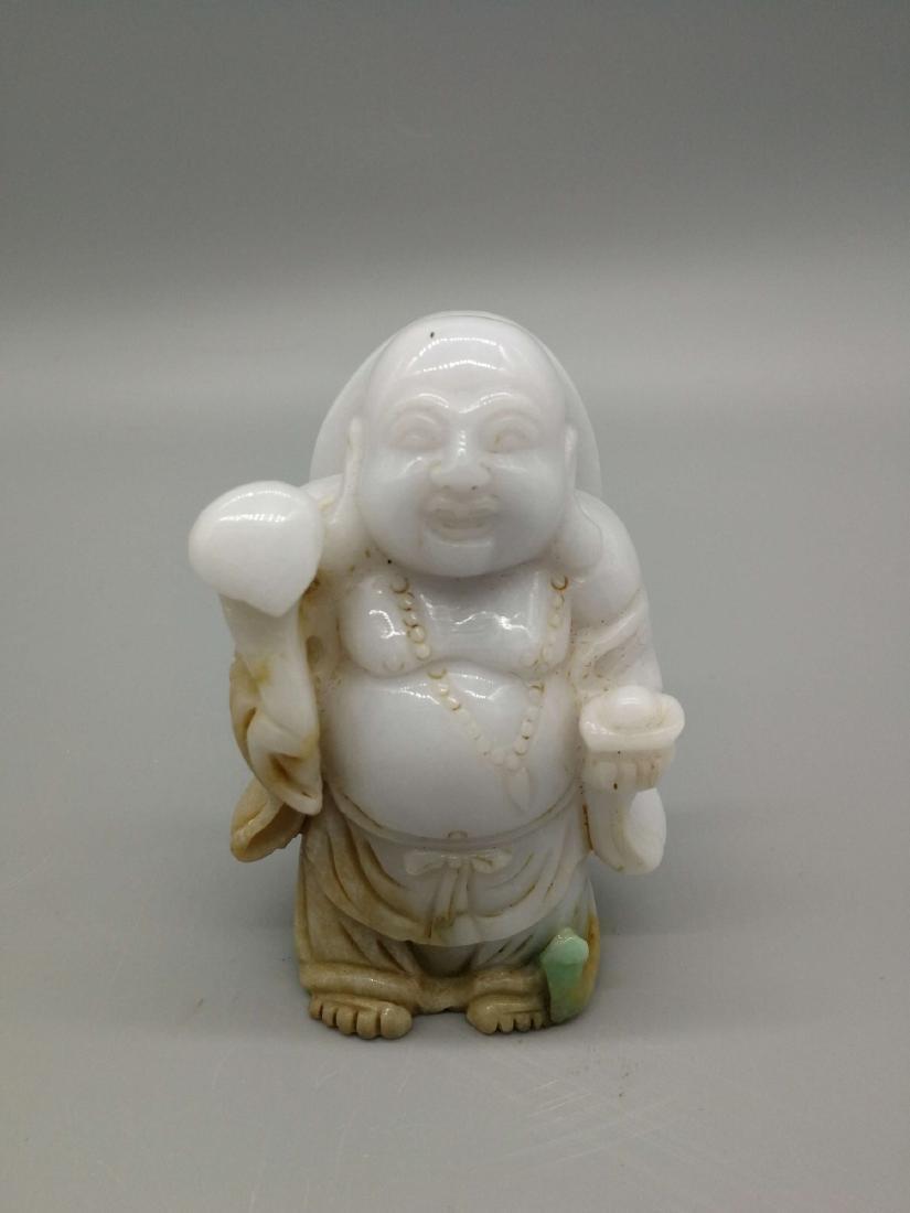 China, Jade Buddha