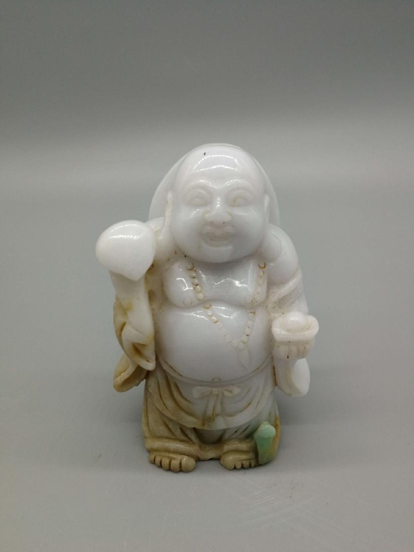 China, Jade Buddha - 2