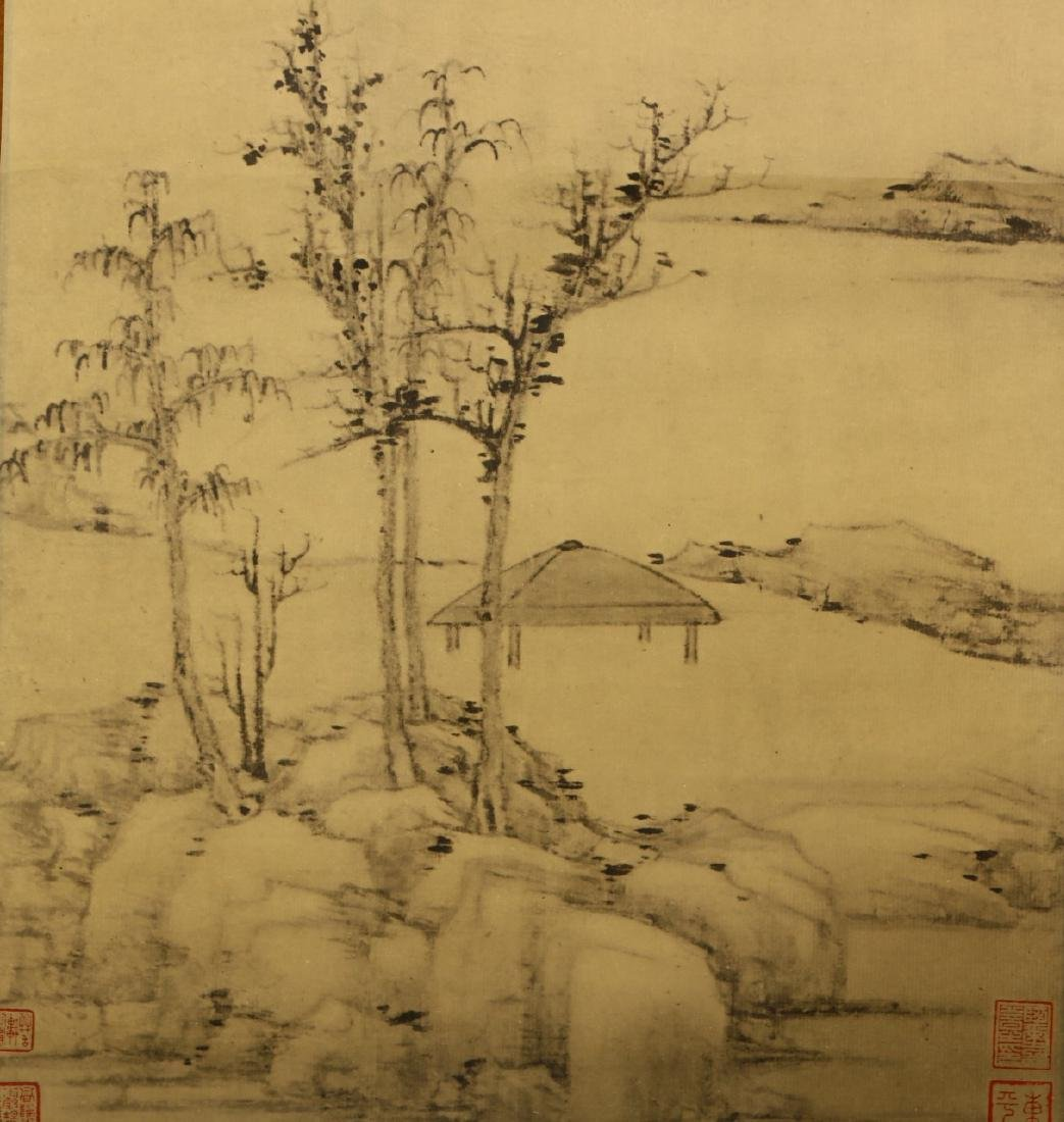 A Chinese Antique Painting Print - 4