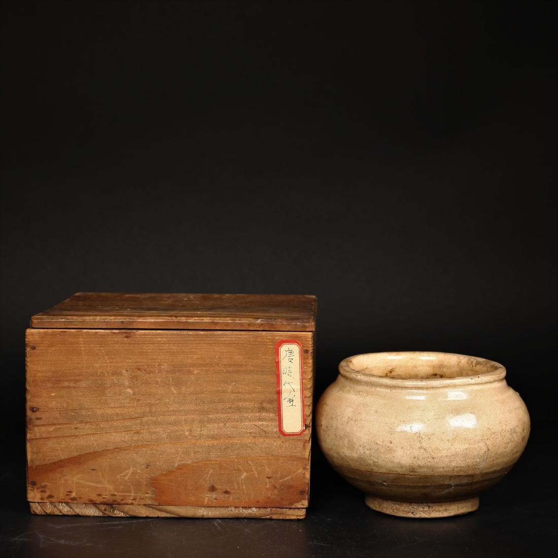 A Chinese Tang Dynasty Jar - 2