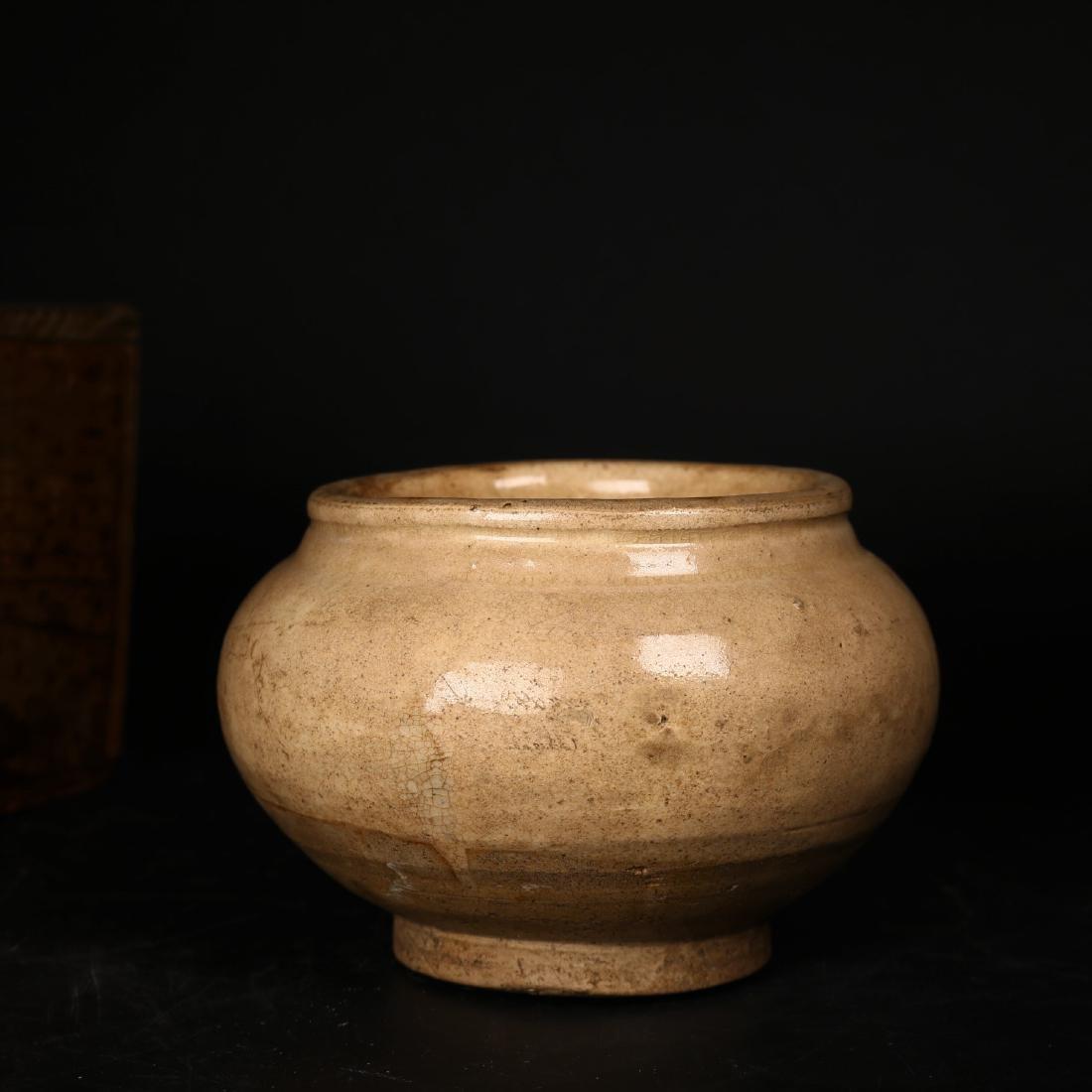 A Chinese Tang Dynasty Jar - 4
