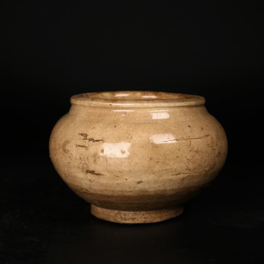 A Chinese Tang Dynasty Jar - 5
