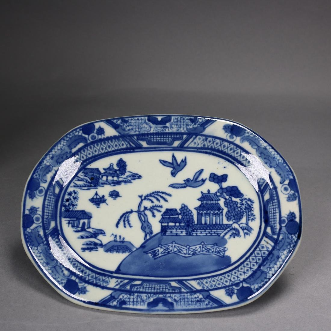 A Set of Chinese Export Porcelains - 2