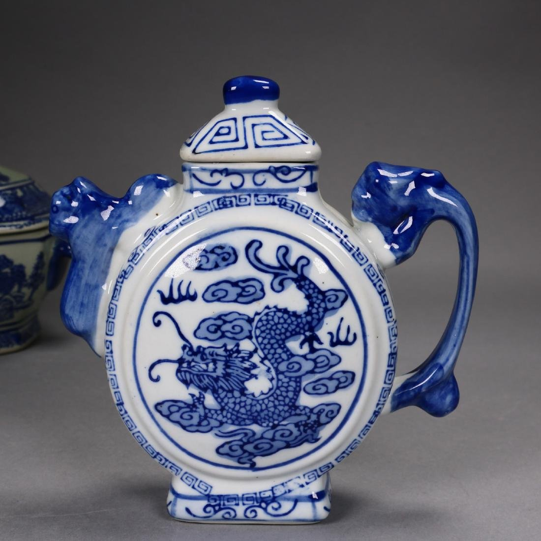 A Set of Chinese Export Porcelains - 8