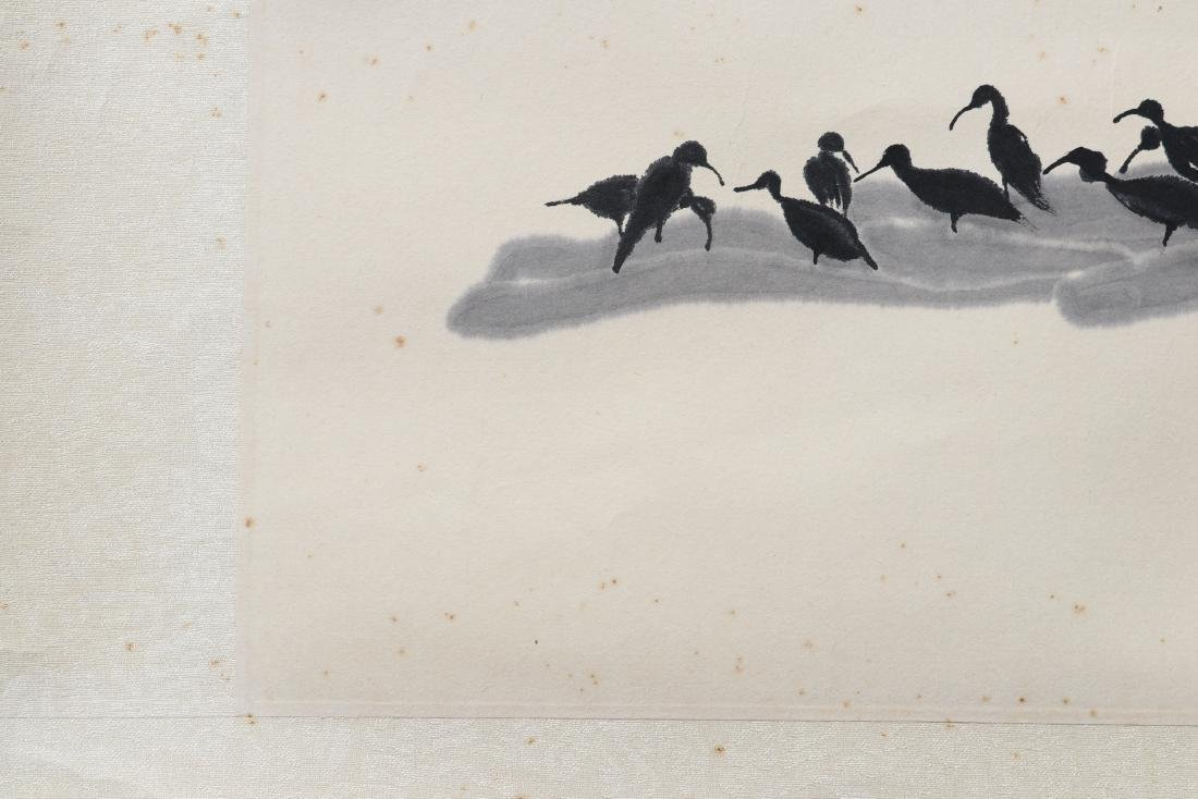 A Chinese Painting, Signed Qi Bai Shi - 6