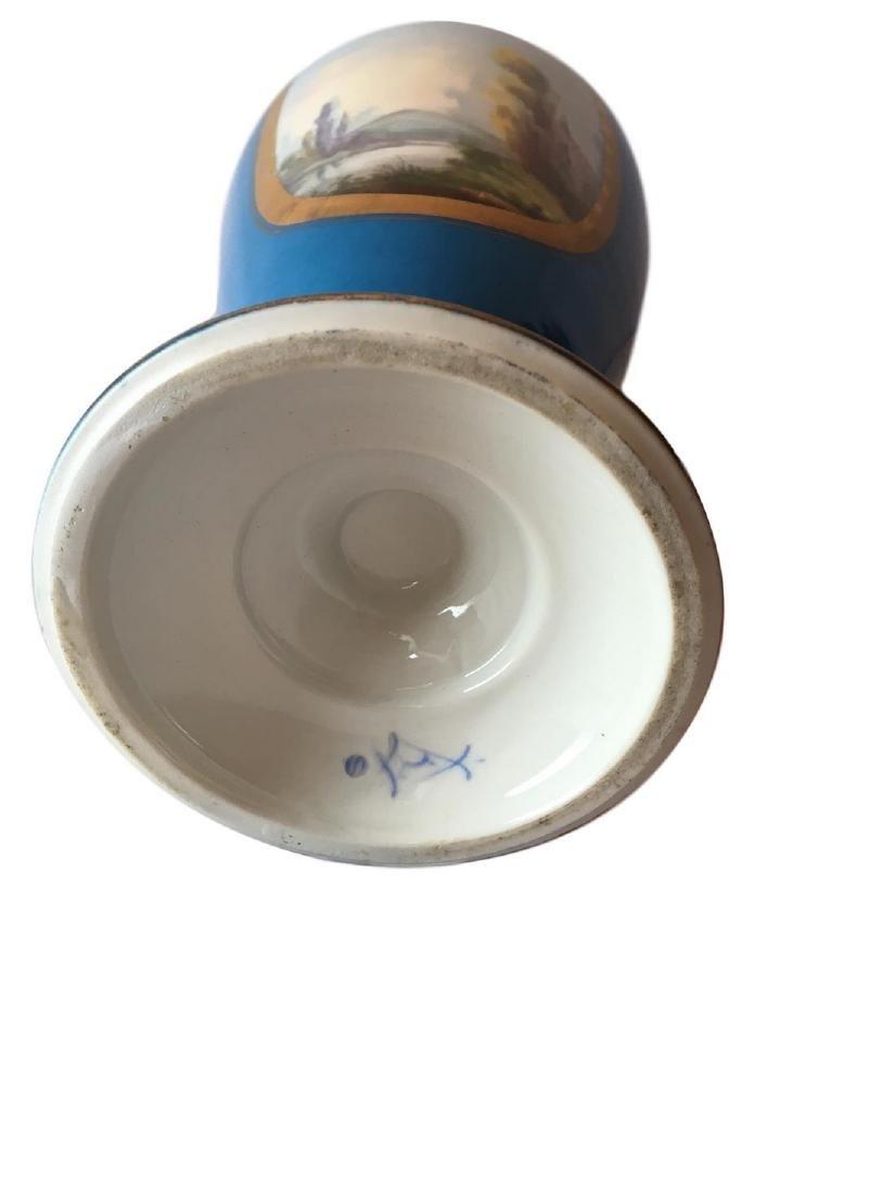 Antique Sevres Porcelain Vase - 3