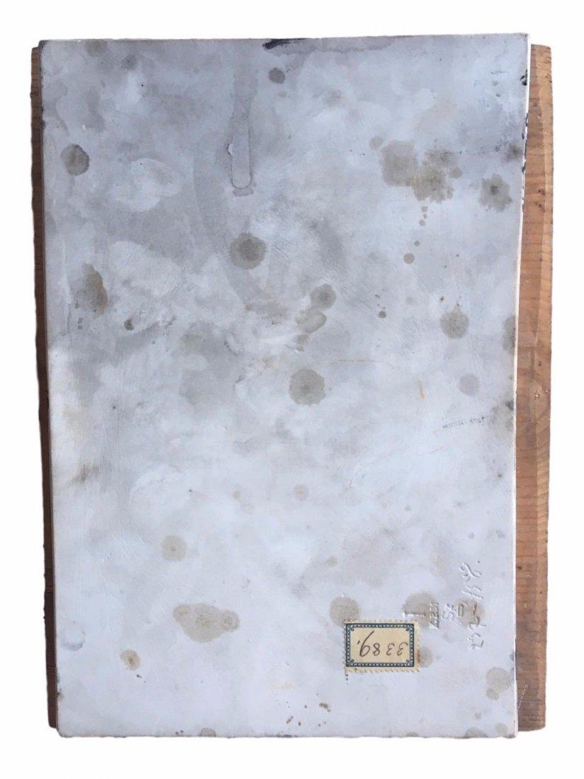 Museum Quality Antique KPM Hand Painted Plaque - 3