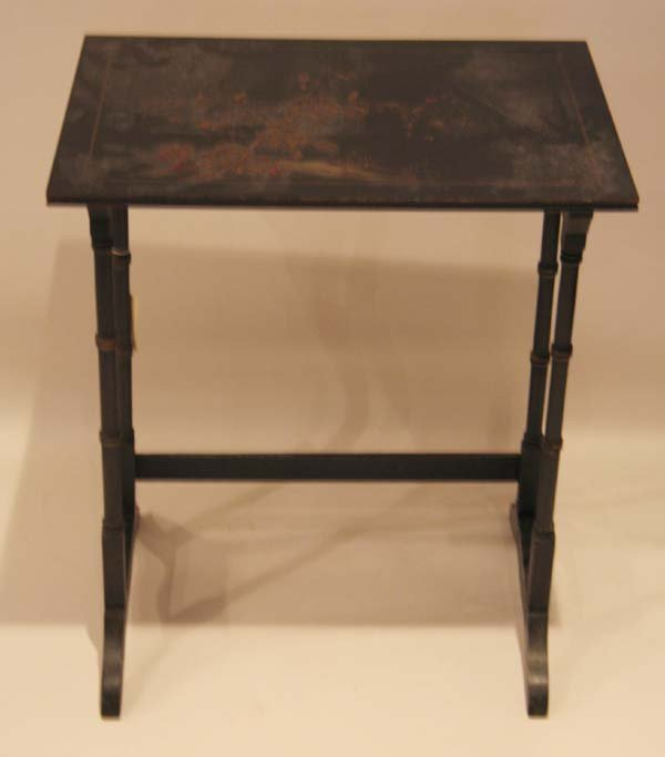 6: Chinoiserie Decorated Occasional Table
