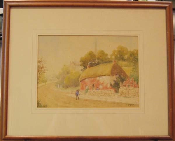 10: A Aubrey Ramus Watercolor