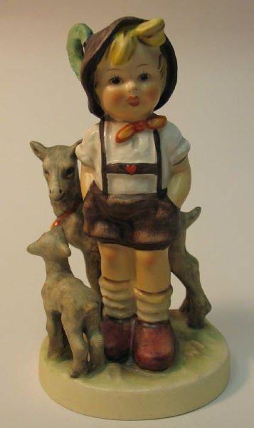 20: Hummel:  Little Goat Herder, HUM200/0
