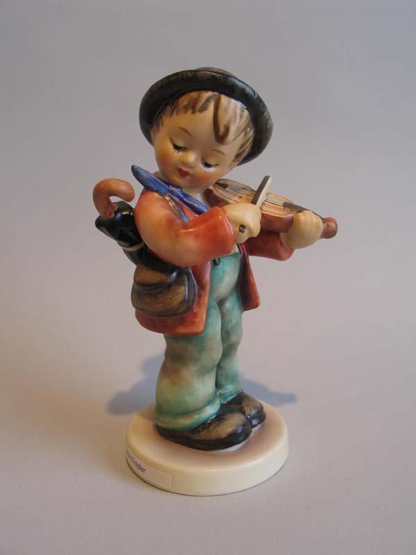 24: Hummel:  Little Fiddler HUM 4