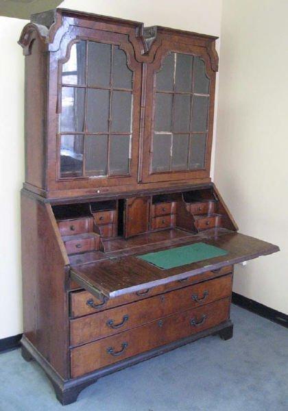 4: A Queen Anne Secretary/Bookcase