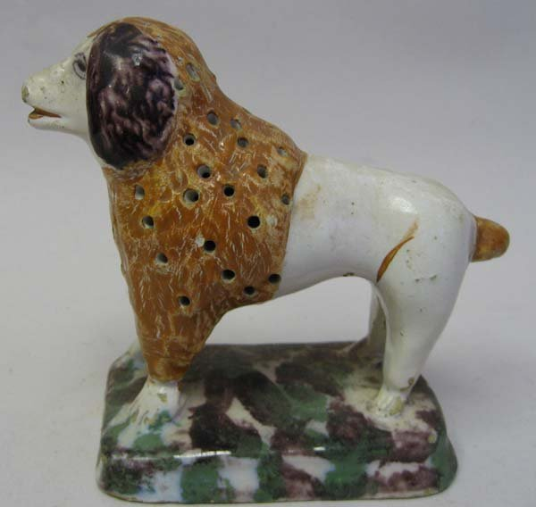 12: An Early Staffordshire Standing Dog