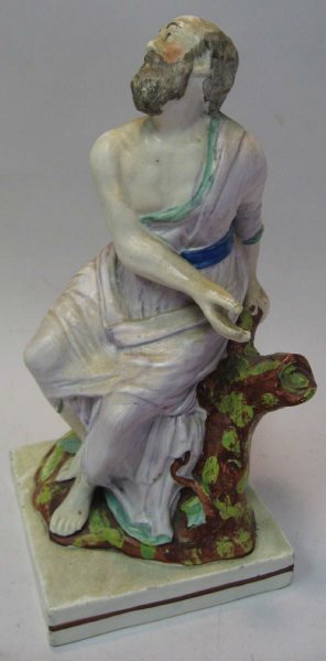 25: An E 19th C Staffordshire Figure