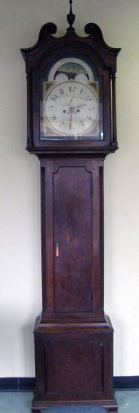 11: A Southern American Tall Case Clock,