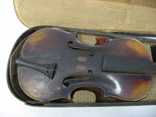 620: Richard Rubus Violin (St. Petersburg, Russia) - 2