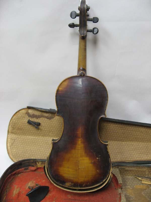 620: Richard Rubus Violin (St. Petersburg, Russia) - 5