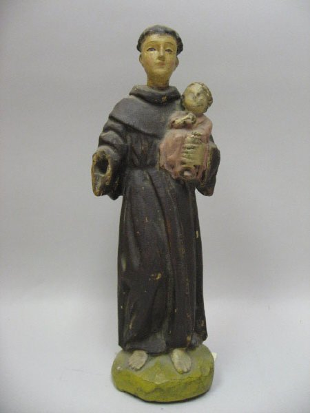 22: A Figure of St. Francis