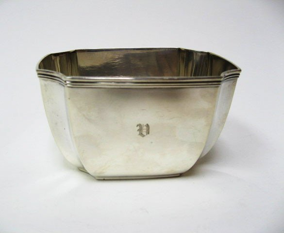 15: A Tiffany & Co. Sterling Bowl,