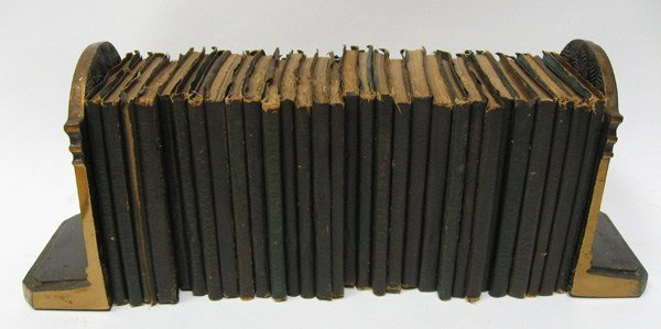 201: Thirty Miniature volumes of Poetry: