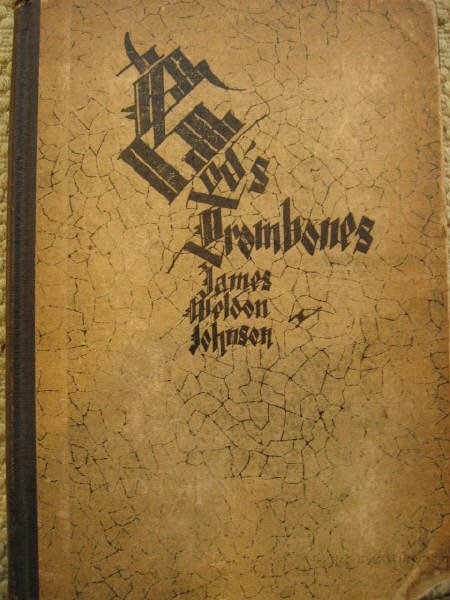 203: Johnson, James Weldon. Gods Trombones