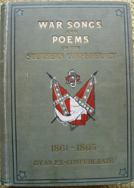 222: Wharton, H.M. War Songs and Poems