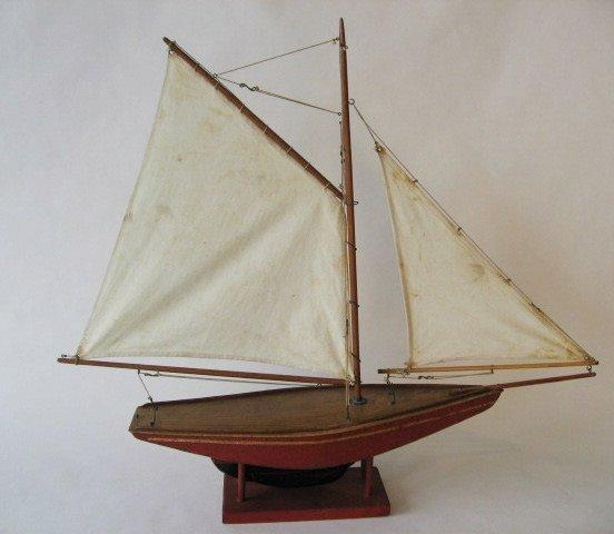 1006: A Chesapeake Skipjack Model,