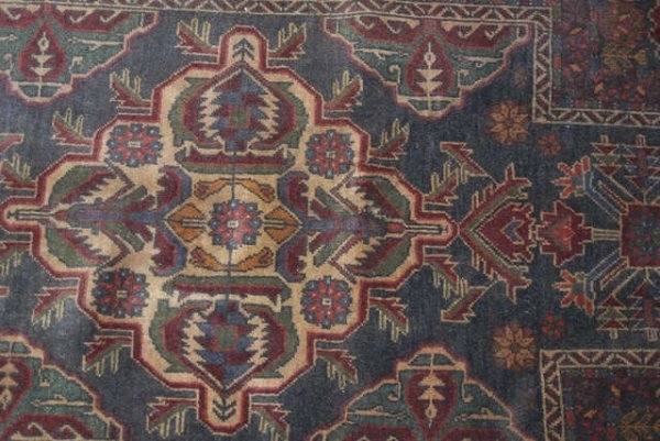 1009: Afghan Baluchi Prayer Rug, 3' x 5'