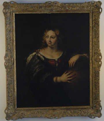 1153: A Very Early Italian Portrait,