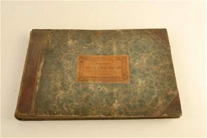 "1490: ""Lucas' Progressive Drawing Book,"