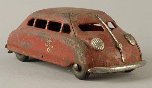 1601: Buddy L Scarab Car,