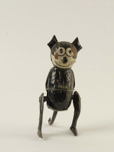 1602: Felix the Cat Tin Walker,