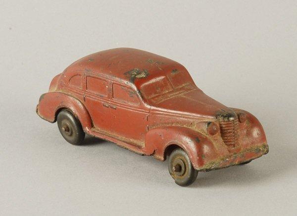 1605: Vintage Auburn Rubber Car,