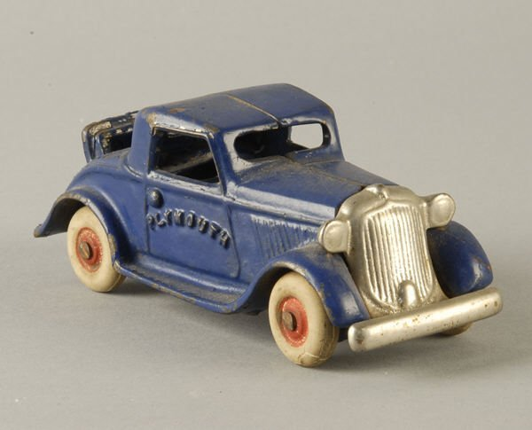 1609: Iron Plymouth Roadster,