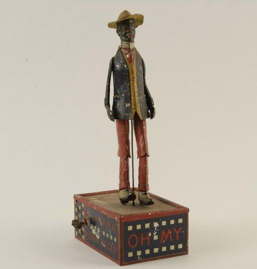 1612: Lehmann Alabama Coon Jigger,