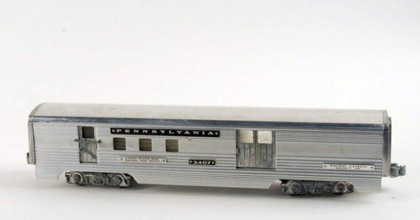 1616: American Model Toys O gauge #3407 Pennsylvania
