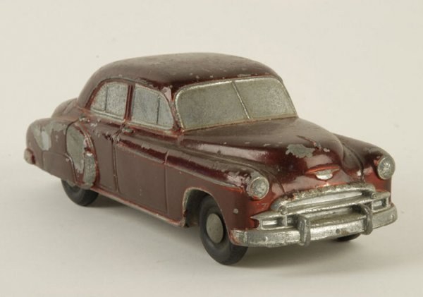1673: 1950s Banthrico Chevrolet,