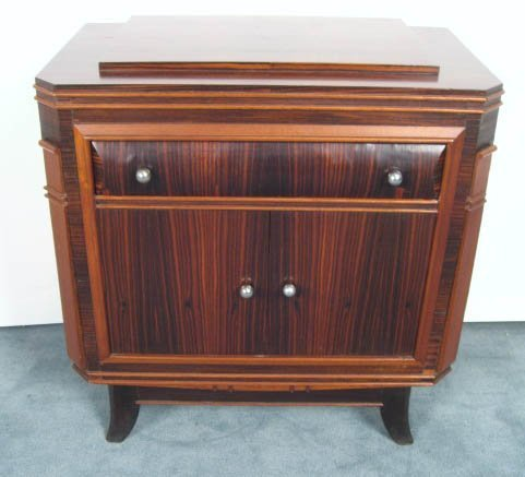 15: French Deco Cabinet c. 1930