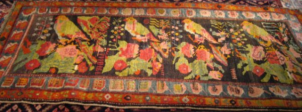 1004: Russian Quarabaq Rug