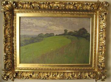 20: A William Wendt Painting,